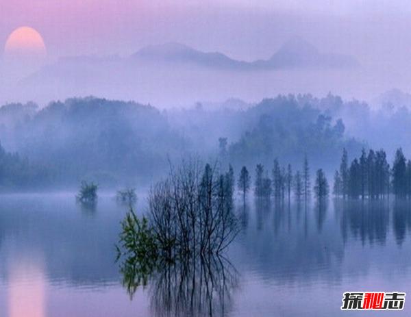 中国八大奇迹有哪些?万里长城堪称世界奇迹(全长21196.18千米)