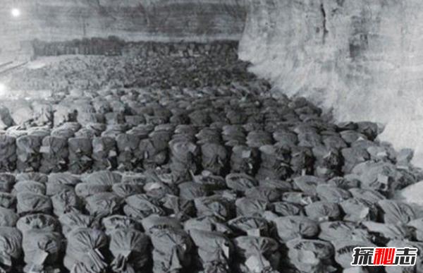 二战纳粹宝藏之谜,最有可能藏在托普利兹湖(4174箱文物)