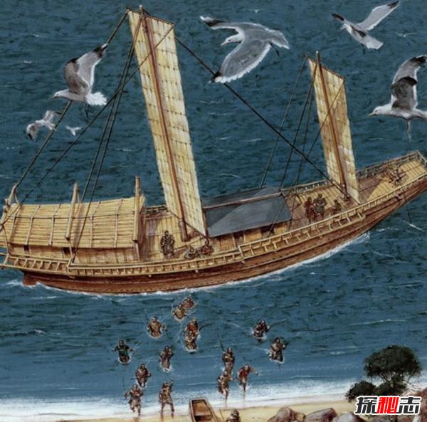 大海盗吴平的宝藏之谜,破解南澳岛藏宝秘诀就能找到