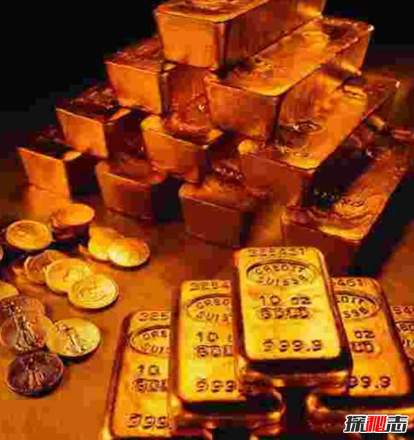 日本赤城山埋金之谜,赤城山到底有没有黄金?(储量高达400万两)