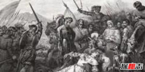 捷克红色处女军的宝藏之谜,多次搜寻维多夫莱山区(次次空手而归)