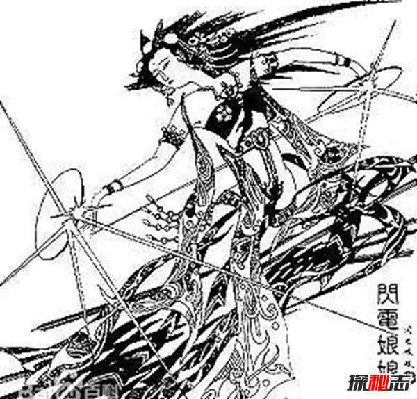古代中国神话:雷公电母的传说故事