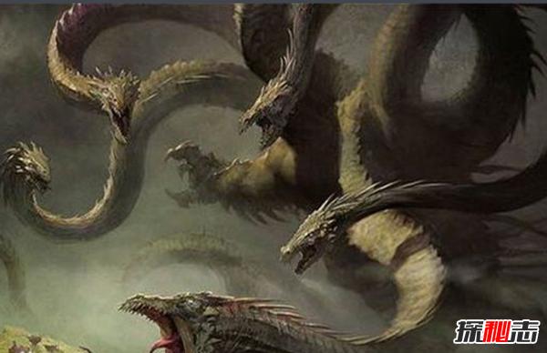 上古凶兽九婴是什么怪物?有九头叫声如婴儿啼哭