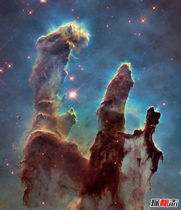 创生之柱越看越恐怖,怪异手指逐渐缩小如幽灵般透明