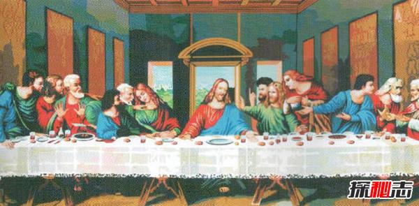 达芬奇的五大预言,施洗者圣约翰预言上帝将派重要人物降生
