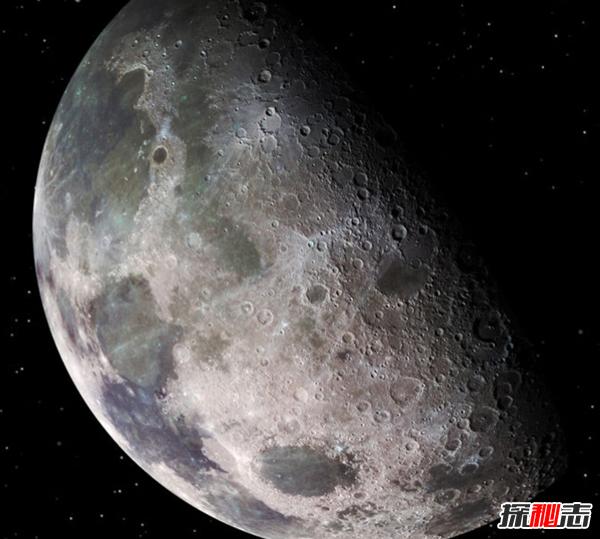 盘点至今未解的月球之谜,月球表面呈玻璃状