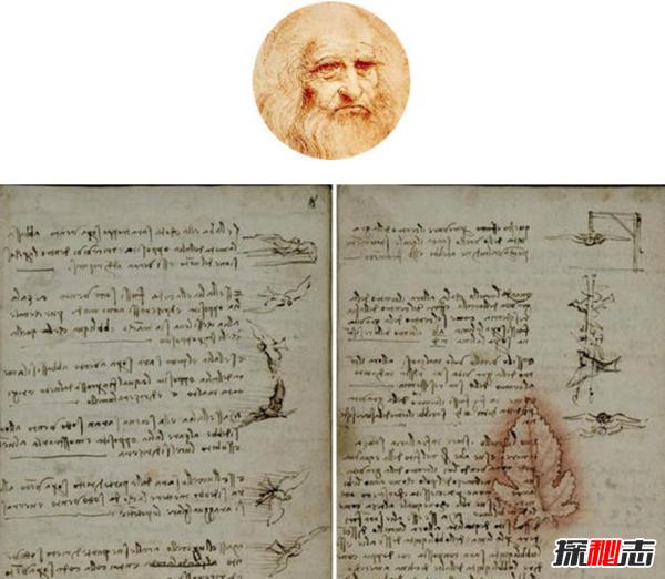 镜像字是什么?达芬奇为什么写镜像字(珍贵记载不被无知人们窥探)