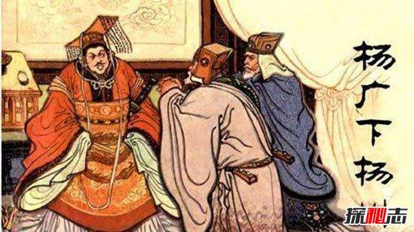 隋炀帝的真相,因为太过聪明才成了昏君