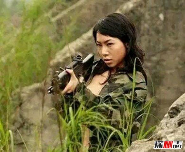 越南女兵不穿内衣真相!防不胜防(诱惑敌人)