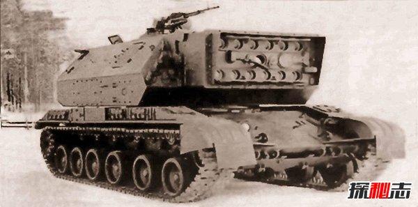 苏联十大恐怖武器,死亡列车上竟暗藏恐怖导弹(威力惊人)