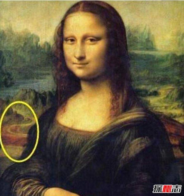 蒙娜丽莎身后有一条血河吗?揭秘蒙娜丽莎画中的恐怖之处