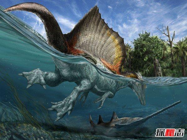 水中最强的恐龙排行榜,沧龙水中霸主无敌