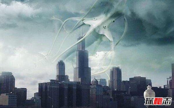 航拍图片曝光!揭秘1987摩根巨龙事件之谜