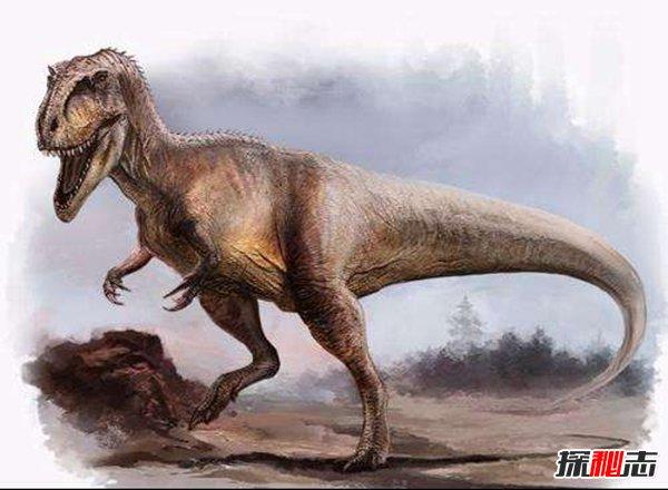 中国最强大的十大食肉恐龙,揭秘中国有哪些食肉恐龙