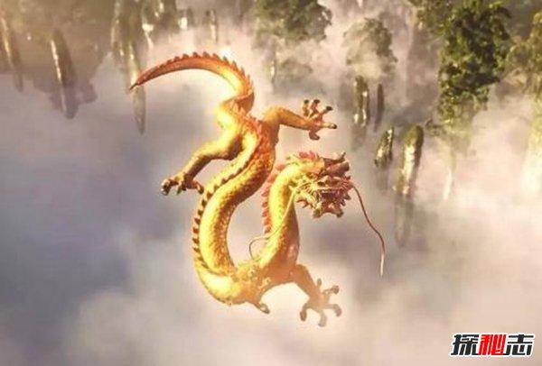 为什么玉帝真身是条龙,可能是恐龙开了灵智修炼成仙