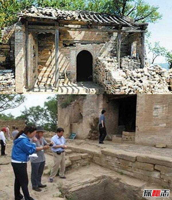 女娲庙惊现女娲尸骨,6200年前的娲皇遗骨