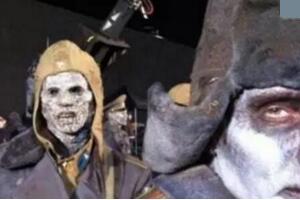 【视频】揭秘俄罗斯赤塔僵尸事件真相,数名僵尸手撕士兵残暴肢解