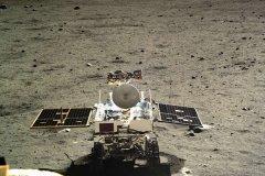 玉兔拍到外星飞船真相揭秘,阿波罗20号在月球惊人发现