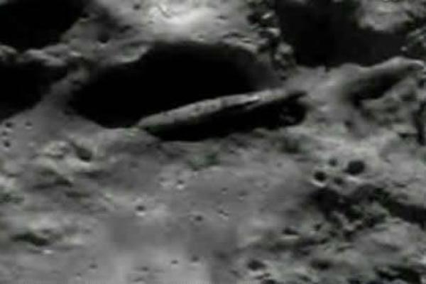 阿波罗11号外星人图片