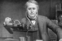 世界上最伟大的发明家爱迪生 他的发明达千项(首创电灯)