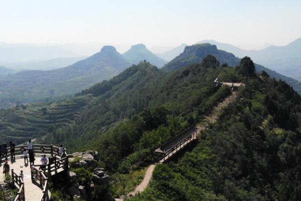 中国五大地貌:第一喀斯特分布最广 天坑出自这里插图2