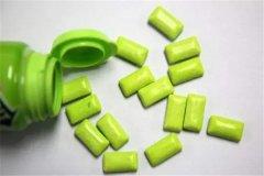 口香糖的热量:一块含有10.8大卡(热量比米饭高)