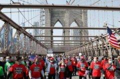 布鲁克林大桥踩踏事件:庆祝大桥建成(喜事突变惨剧)