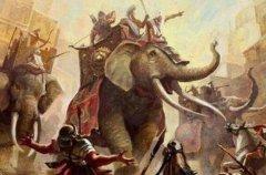 孔雀王朝为什么灭亡:国内矛盾爆发(经济来源被断)