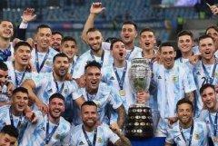 美洲杯冠军:阿根廷1-0战胜巴西队(创造六大记录)