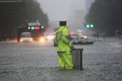 郑州特大暴雨千年一遇:小时降雨量202mm(三天下了一年的雨)