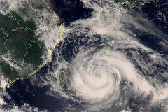台风烟花二次登陆:中心最大风力12级(做好防御措施)
