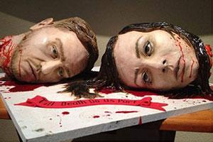 盘点世界上最奇葩的蛋糕,如此恐怖的蛋糕令人恶心