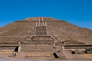 太阳金字塔坐落在哪里,揭示太阳金字塔未解之谜