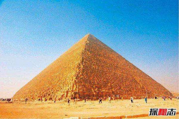 胡夫金字塔图片