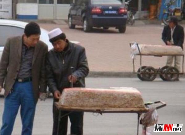 切糕事件是怎么回事?湖南岳阳卖出天价切糕(总价值16万)