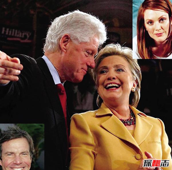什么是拉链门事件?美国总统克林顿风流丑闻(与实习生发生性关系)