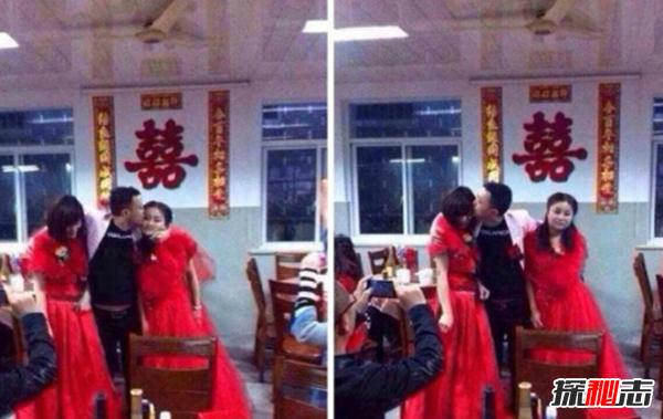 浙江宁波一男娶两女婚礼真相,实则一场为母冲喜的闹剧