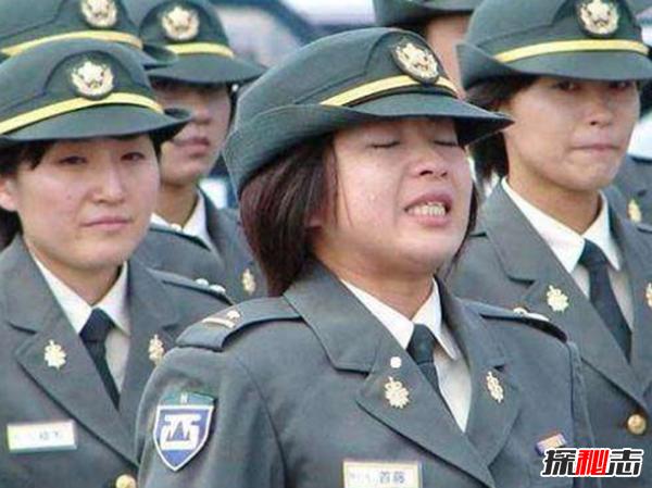 日本美女死活不愿当兵的可怕真相,日本性侵风气的一度蔓延