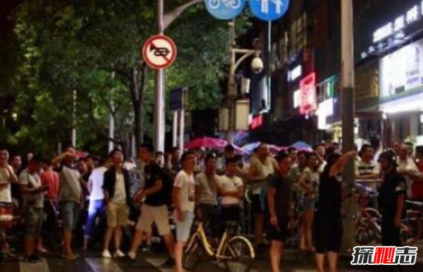 暴力!盘点中国各地砍人事件,江西吉水砍人事件引起居民恐慌