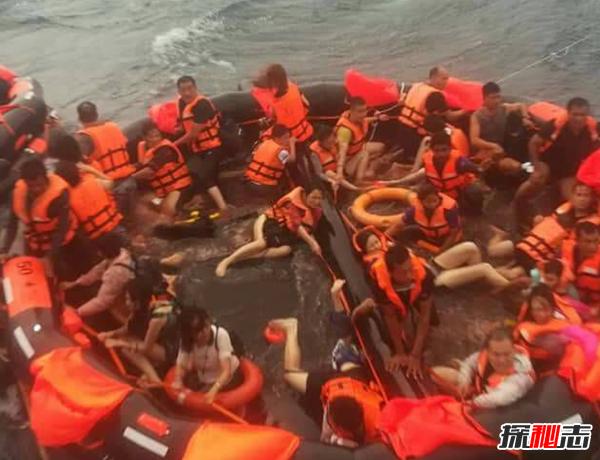 近几年来发生的沉船事件,遭遇沉船后该如何自救