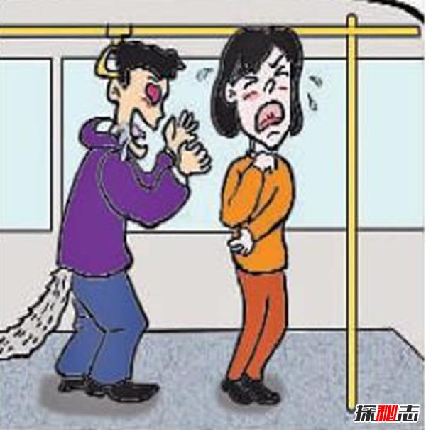 沉默?盘点各地发生的猥亵事件,上海地铁猥亵男偷拍女士裙内