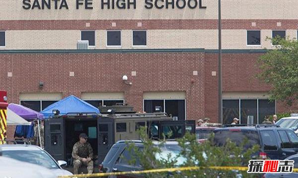 盘点发生的校园枪击事件,美国得州校园枪击嫌犯专杀不喜欢的同学