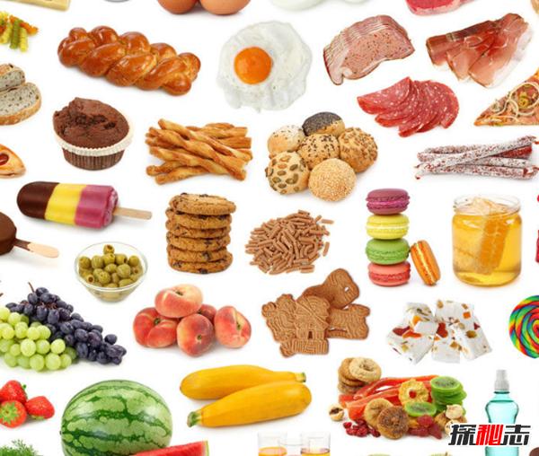 世界上最奇葩的非食物物品有哪些?十大奇怪的饮食行为事实
