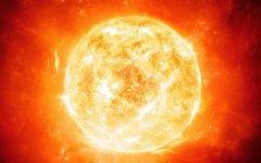 太陽(yang)中最多的(de)元素是(shi)什麼?氫元素佔(zhan)據大部(bu)分(71%)