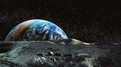 月球是(shi)如何形成的(de)?脫離說/同(tong)源說/捕獲說de)鬧直冉險que)