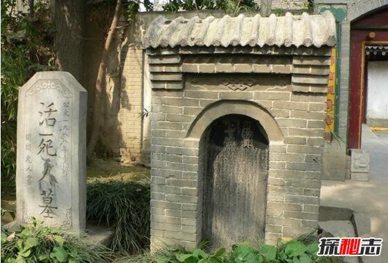 终南山活死人墓是什么意思,活死人墓在哪里 深不见底无人敢进