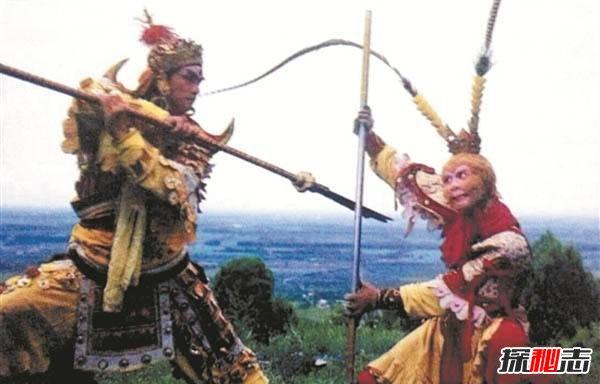 二郎神杨戬跟孙悟空谁凶猛,杨戬降住孙悟空全凭天庭帮助