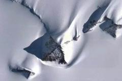 南极细思极恐细节:疑似古老的亚特兰蒂斯文明发源地