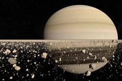 为什么最恐怖的是土星?恐怖的极限风速能瞬间撕碎人类