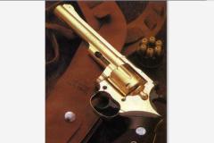 柯尔特蛇族七大左轮枪:巨蟒左轮可近距离击倒猛兽